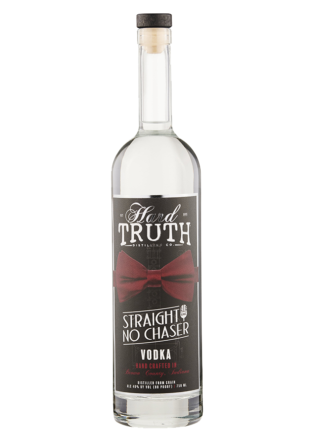 Straight No Chaser Vodka