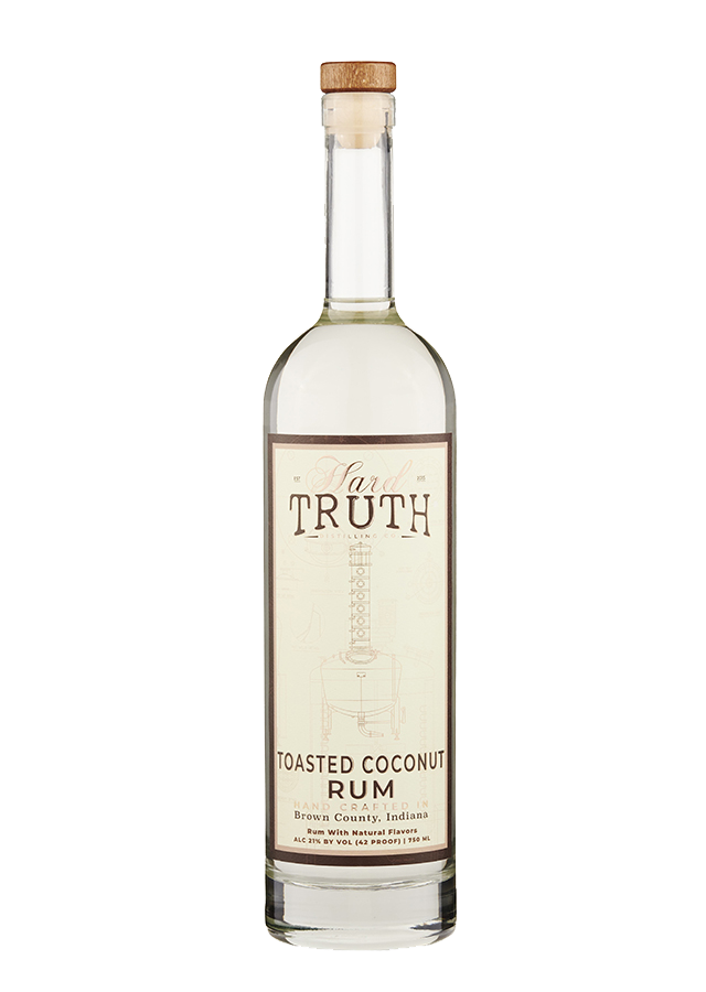 Toasted Coconut Rum