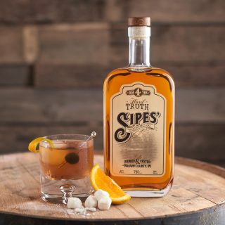 Spirits Stories: Sipes' Straight Bourbon Whiskey