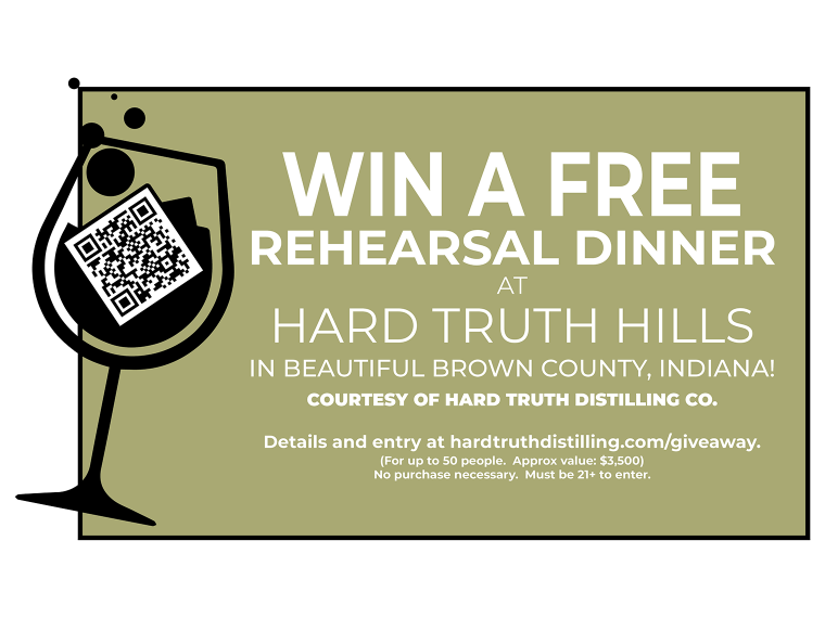 Win a FREE Rehearsal Dinner