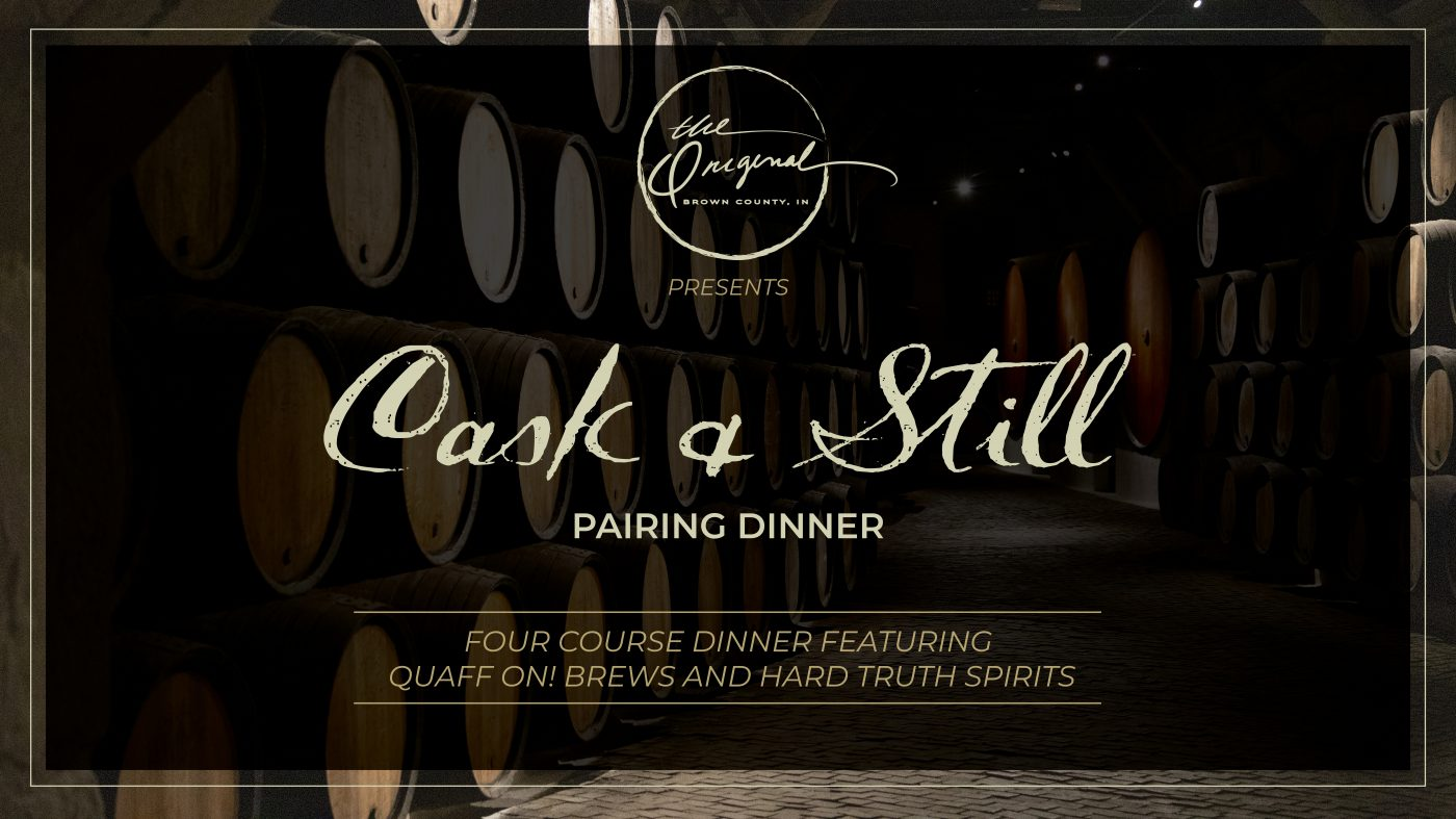 Cask & Still Monthly Pairings Dinner