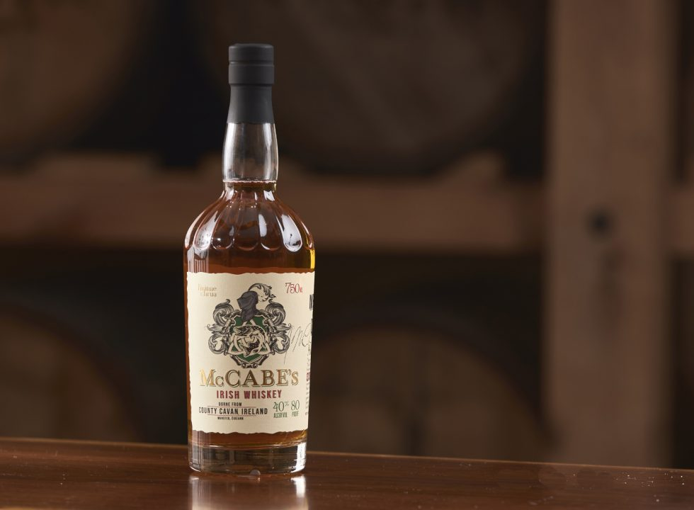 Hard Truth Distilling Co. releases first-ever Irish  Whiskey: McCabe's Irish Whiskey