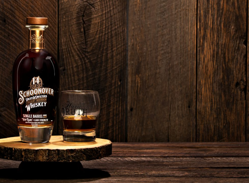 Spirits Stories: Schoonover Straight Bourbon Whiskey