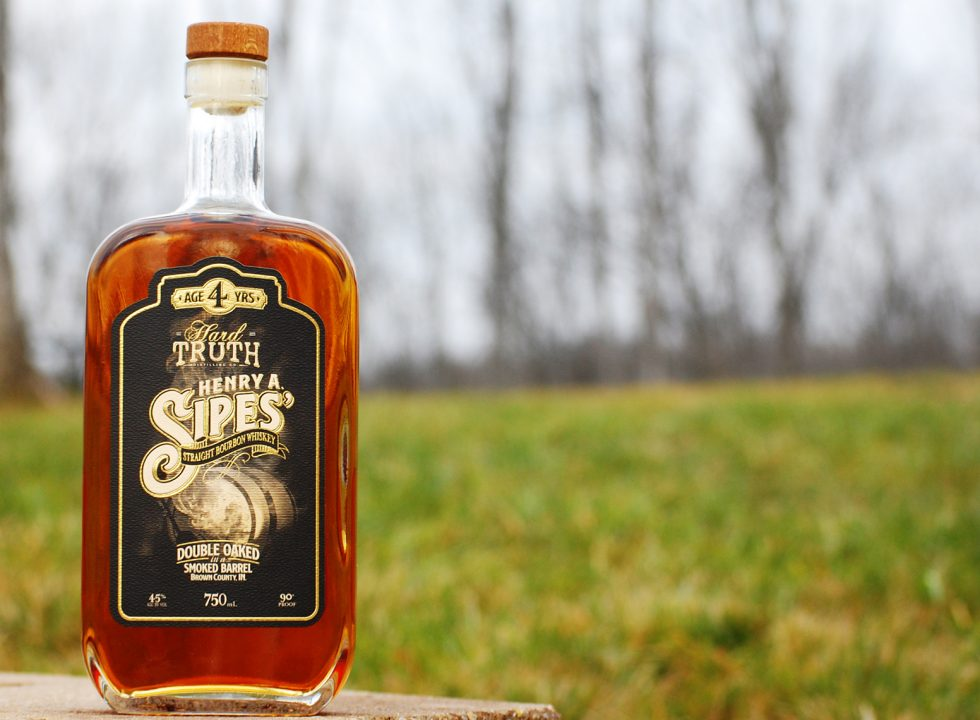 Hard Truth adds new straight bourbon whiskey to its America's Original Barrel Smoked Whiskey line