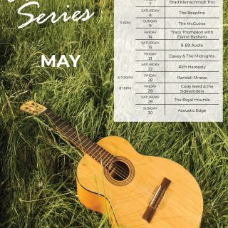 May concert series